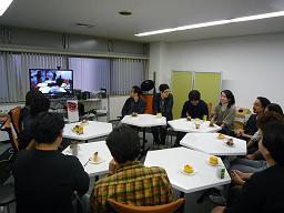 2010年12月誕生日会-大阪